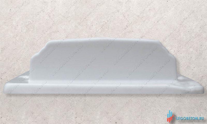 форма для изготовления перила балюстрады из бетона прямые-УПП (серия премиум)