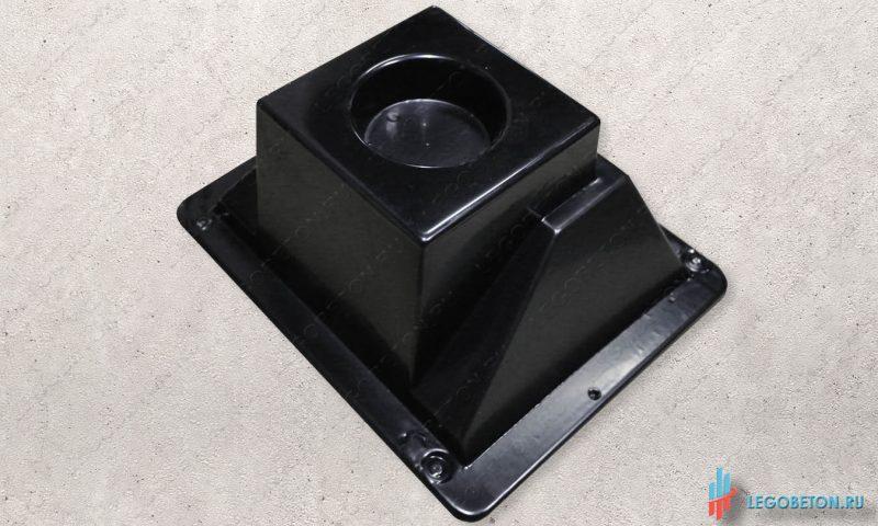 форма универсального стакана балясин-АБС(премиум)