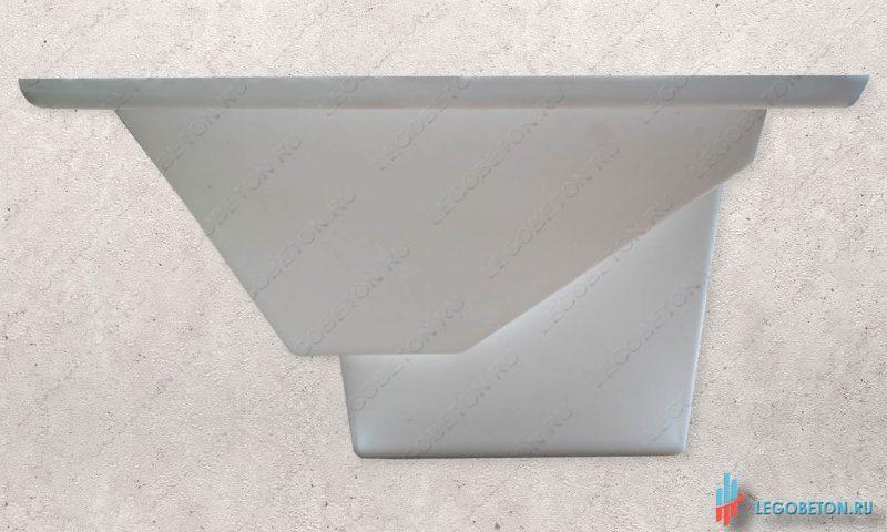 форма универсального стакана балясин материал-УПП(серия премиум)