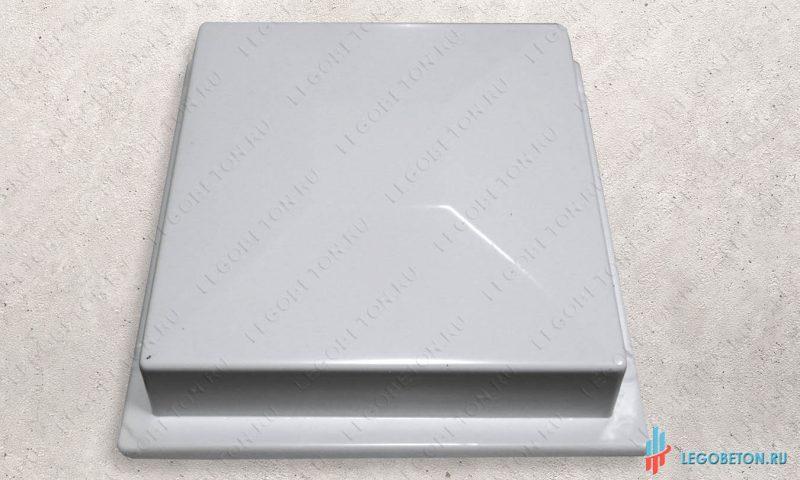 пластиковая форма крышки столба балюстрады-УПП(премиум)