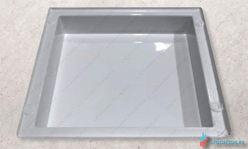 форма для крышки столба балюстрады материал-УПП(3 мм)