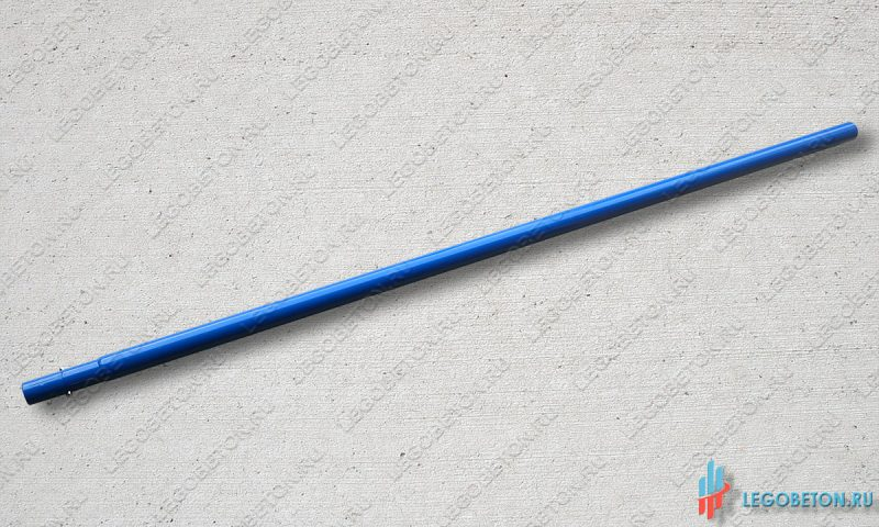 ручка гладилки стандартная (D45,L200) с адаптером и клипсами-1
