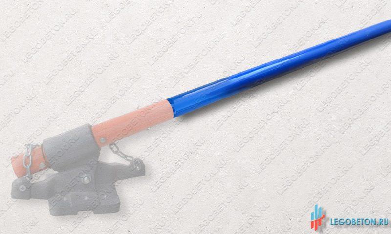 ручка гладилки стандартная (D45,L200) с цепным поворотным механизмом