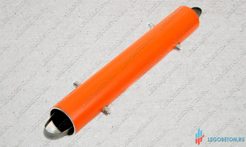 Адаптер с клипсами для ручки гладилки бетона d35 и d45
