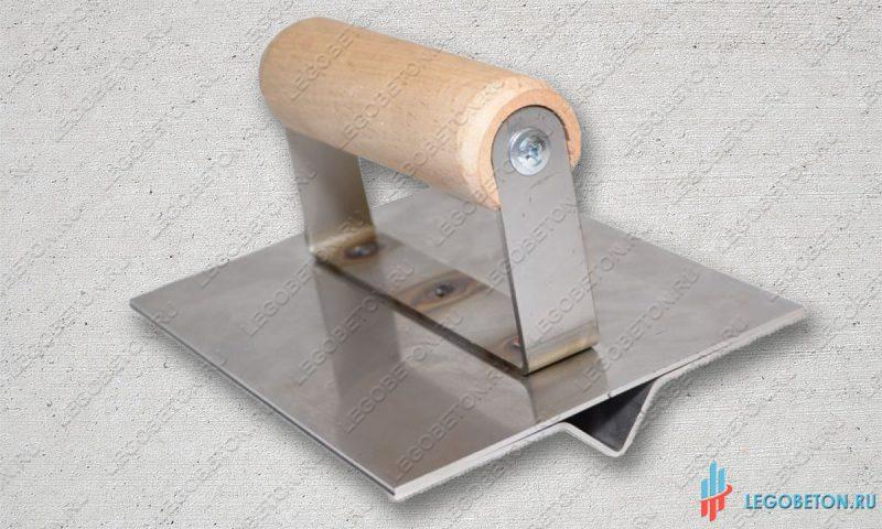 Нарезчик декоративных швов для печатного бетона