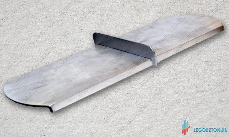 Ручной нарезчик швов для бетона с гладилкой