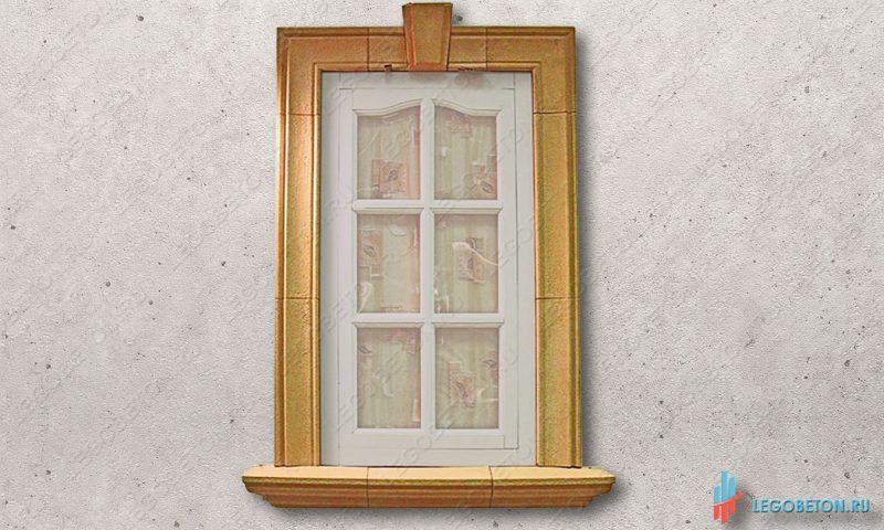 форма для наличников окна-1