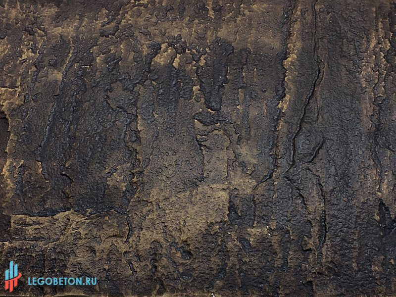 печатный бетон и штукатурка — Колотый сланец — f3390