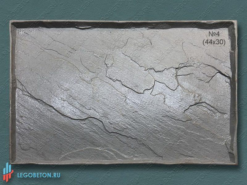 штамп для бетона Колотый сланец 44х30 см f3390i-1