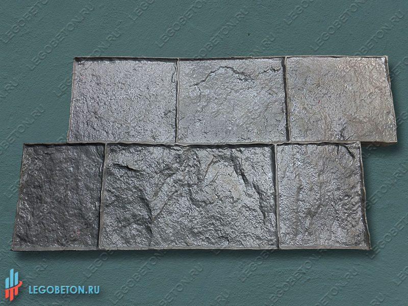 штамп для печатного бетона и декоративной штукатурки Шинон-f3400a-1