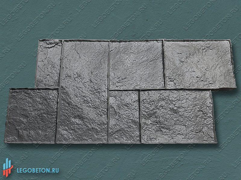 штамп для печатного бетона и декоративной штукатурки Шинон-3-f3400c-1