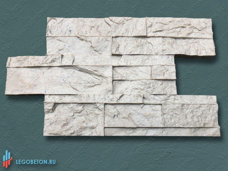 штамп для декоративной штукатурки сланец карпатский-f3080-1