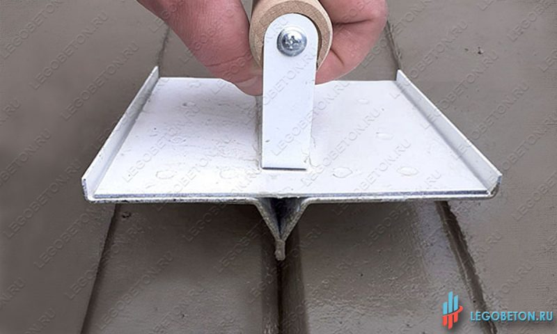 Нарезчик декоративных швов Стрела для технологии браширования
