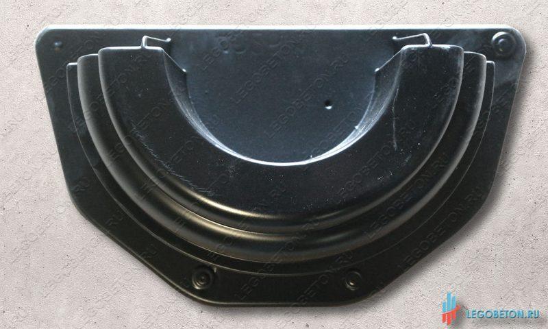 универсальная форма для круглого основания  или капители колонны