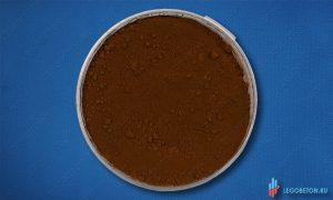 светло коричневый пигмент Bayferrox 610 в мелкой фасовке купить в москве