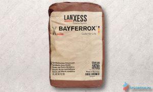 купить в москве неорганический коричневый пигмент Bayferrox 686 в мешках