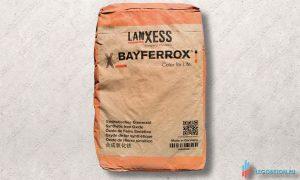 купить в Москве неорганический оранжевый пигмент Bayferrox 960 в мешках