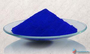 купить в Москве неорганический синий пигмент Ультрамарин-463 (Ultramarine Blue 463)