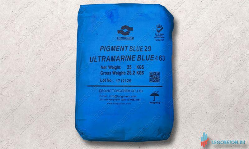 неорганический синий пигмент Ultramarine Blue 463