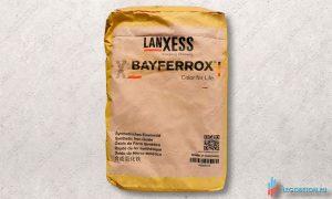 купить в москве неорганический желтый пигмент Bayferrox 920 в мешках