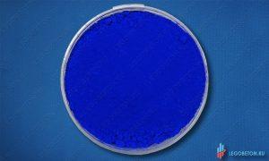 синий неорганический пигмент Ультрамарин 463 в мелкой фасовке купить в москве
