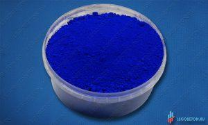 синий неорганический пигмент Ультрамарин 463 в мелкой таре купить в москве