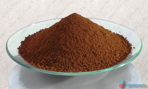 железоокисный светло коричневый пигмент Bayferrox 610 купить в москве