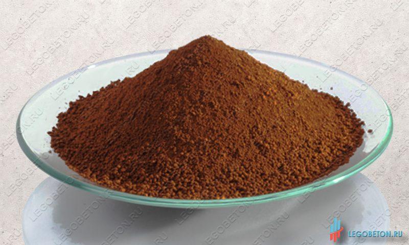 железоокисный светло коричневый пигмент Bayferrox 610