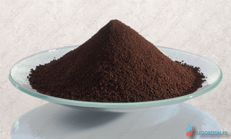 железоокисный коричневый пигмент Bayferrox 686