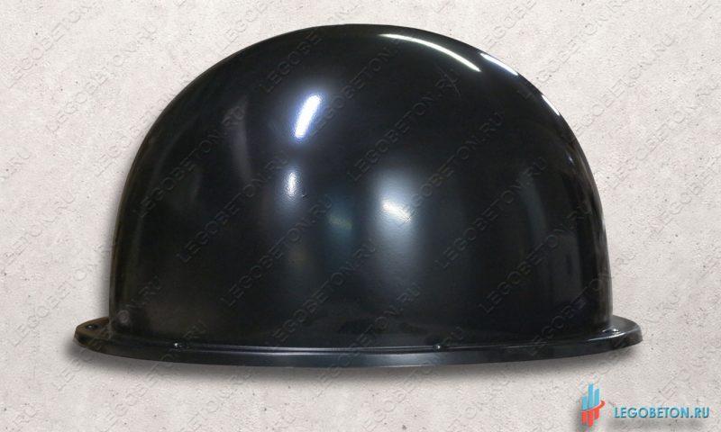 пластиковая форма для антипарковочной полусферы-500х300 (250)-1