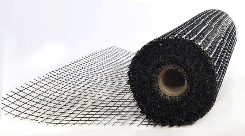 Строительная сетка базальтовая кладочная LIGRIL-50 (25х25) (attach1 4072)