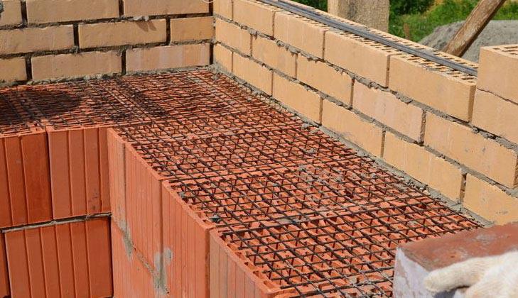 Строительная сетка базальтовая кладочная LIGRIL-50 (25х25) (attach2 4072)
