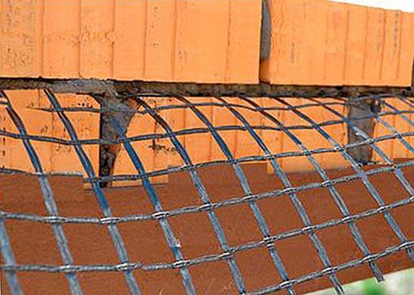 Строительная сетка базальтовая кладочная LIGRIL-50 (25х25) (attach3 4072)