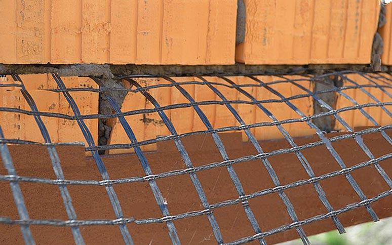 Строительная сетка базальтовая кладочная СБНПс-50 (25х25) (attach1 4079)