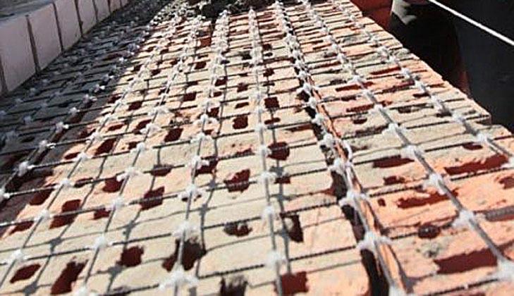 Строительная сетка базальтовая арматурная ROCKMESH-(50х50) (attach3 4089)