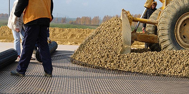 Дорожная сетка базальтовая (геосетка) СБНП 50(25)-грунт (attach2 4063)