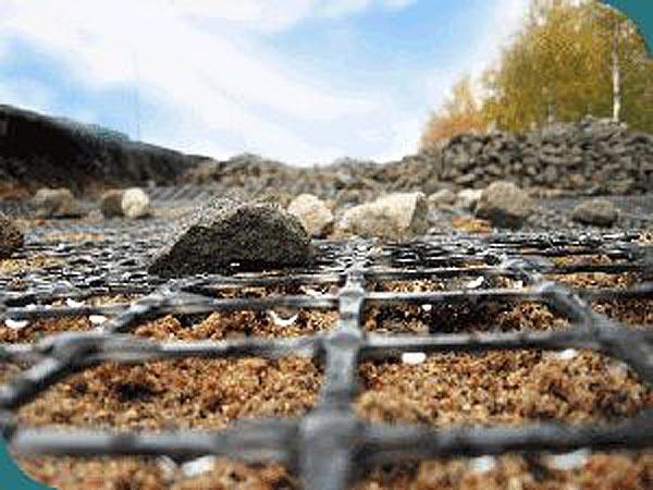 Дорожная сетка базальтовая (геосетка) СБНП 50(25)-грунт (attach7 4063)