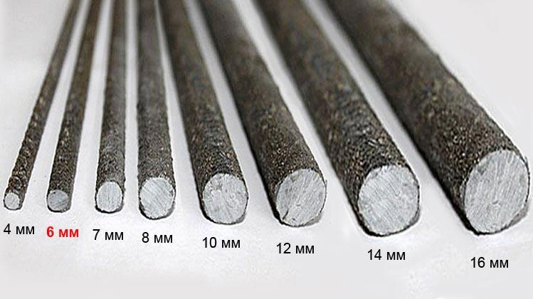 2022 Стеклопластиковая арматура 6мм ; ACK6; тип-П (thumb3837)