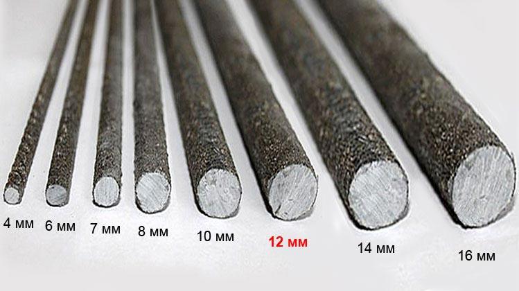 2072 Стеклопластиковая арматура 12мм ; ACK12; тип-П (thumb3868)
