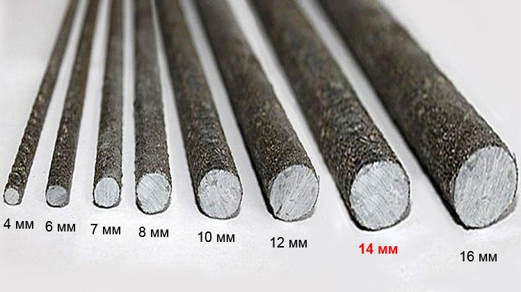 2082 Стеклопластиковая арматура 14мм ; ACK14; тип-П (thumb3876)
