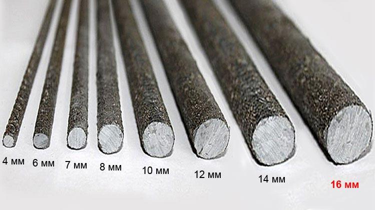 2092 Стеклопластиковая арматура 16мм ; ACK16; тип-П (thumb3884)