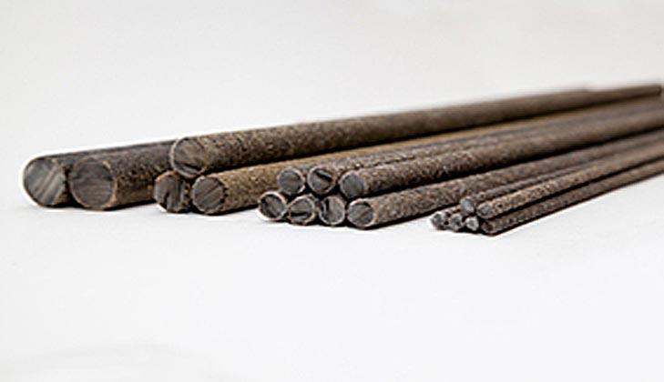 2100 Базальтопластиковая арматура 4мм ; АБК4; тип-П (thumb3916)