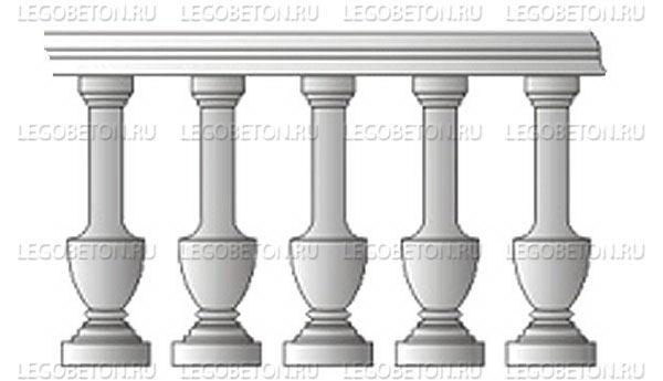 044. Форма «Балясина» (attach2 4863)