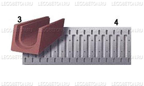 052. Форма «Дренаж — решетка (метал)» (attach1 4855)