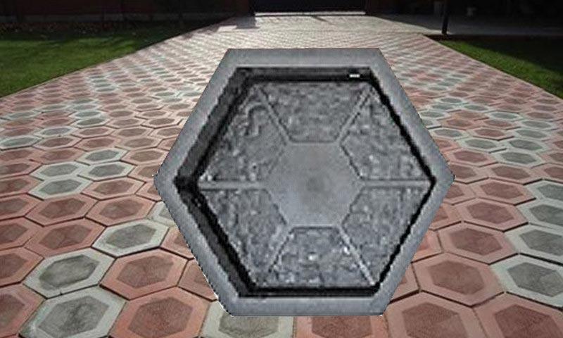 102. Форма «Шестигранник с кругом» (attach1 4805)